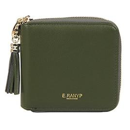 (バーディヤ) Badiya 財布 レディース 二つ折り小銭入れ コインケース カードケース 小さい財布 人気 可愛い フリンジ 7色入荷