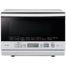 東芝 簡易スチームオーブンレンジ 23L グランホワイトTOSHIBA 石窯オーブン ER-R6-W