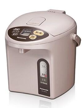 パナソニック 電動給湯式電気ポット 2.2L NC-BJ224-C