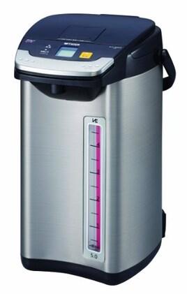 タイガー 魔法瓶 電気ポット 5L とく子さん PIE-A500-K Tiger