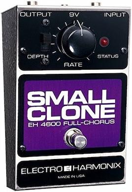 Electro-Harmonix Small Clone アナログコーラス [並行輸入品]