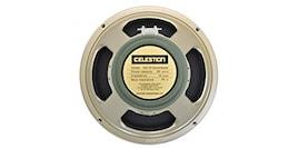 """【国内正規品】 CELESTION セレッション ギターアンプ用スピーカーユニット、12"""" G12M Greenback/16"""