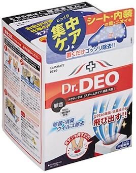 カーメイト 車用 消臭剤 ドクターデオ(Dr.DEO) スチーム 浸透タイプ