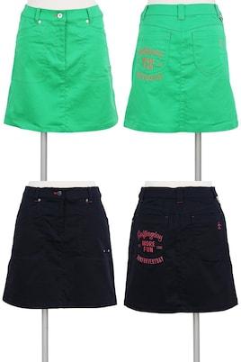 マンシングウェア Munsingwear レディース スカート