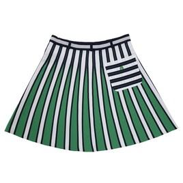 アルチビオ ARCHIVIO スカート スカート レディス ブラック/ホワイト/レッド 201 36