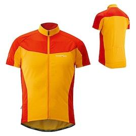 mont-bell(モンベル) サイクール ショートスリーブジップシャツ