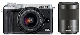 Canon ミラーレス一眼カメラ EOS M6