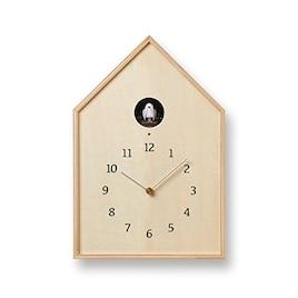 Birdhouse Clock NY16-12 NT