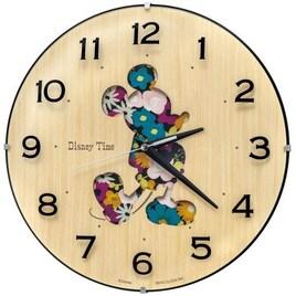 セイコー 掛け時計 ミッキーマウス FW586B