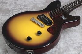 Gibson Custom / Historic Collection 1958 Les Paul Junior DoubleCut _TobaccoSunburst