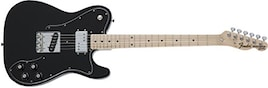 Fender  MIJ Traditional 70s Telecaster® Custom Maple Black