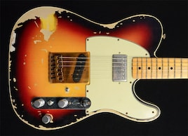 Fender Custom Shop Limited Edition Andy Summers Tribute Telecaster