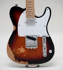 Special Class ミニチュア ギター アンディ― サマーズ トリビュート テレキャスター スタイル