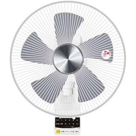 YAMAZEN リモコン付壁掛け式扇風機  YWXBGD301-W