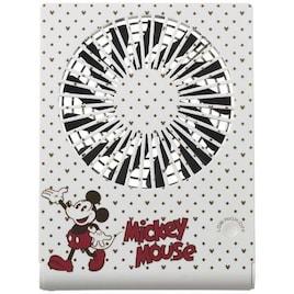 ドウシシャ 卓上型扇風機「Disneyシリーズ ブックファン」 FWST-101U-MK