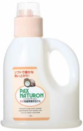 PAX NATURON(パックスナチュロン) ネオ洗濯用液状石けん 1500ml