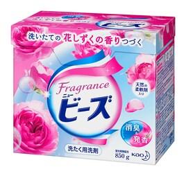 フレグランスニュービーズ 衣料用洗剤 粉末 850g