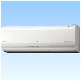 日立 【エアコン】ステンレス・クリーン 白くまくんHITACHI 電源200V・スターホワイトRAS-X22G-W