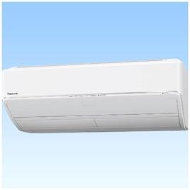 パナソニック エアコン (冷房時6~9畳/暖房時6~7畳)「エオリア Xシリーズ」 CS-X227C-W 【フィルター自動お掃除機能付】