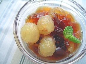 紅茶とぶどうがよく合う! 秋味デザートレシピ