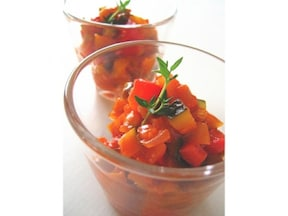 15分で作れる!トマトジュースで夏野菜たっぷりのラタトゥイユ