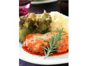 調理時間わずか15分で出来る!簡単トマトチキンソテー