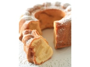 りんごがごろごろ! アップル・バターケーキ