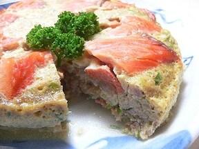 チンするだけで出来る「塩鮭のレンジ蒸し」の簡単レシピ