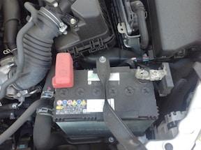 バッテリーの交換方法はこちら
