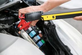 バッテリー交換の際は、バックアップ電源を使うと設定がリセットされないのでおすすめ