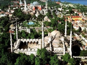 イスタンブール(トルコ)-ロシアより愛を込めて