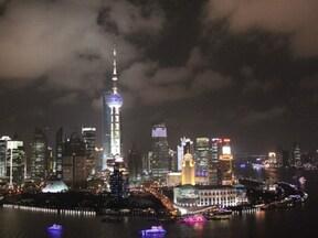 上海(中国)- スカイフォール