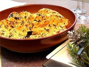 野菜のうまみ際立つ蒸し野菜の温サラダ