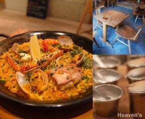 炊飯器でも作れる簡単魚介パエリア