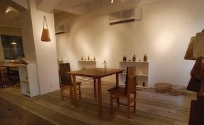 ギャラリーとカフェが楽しめる「馬喰町ART+EAT」
