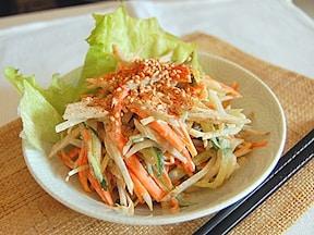 マヨネーズごぼうサラダ 人気で簡単ごぼうサラダのレシピ
