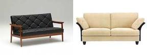 ソファを置くスペースを考えて購入する