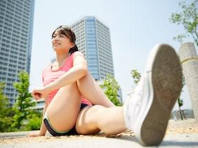 ケガ予防、基礎代謝アップなど多くの効果が期待できる