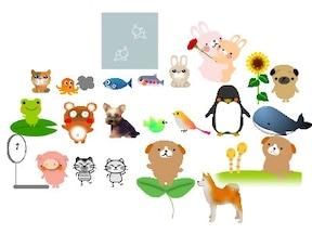 かわいい猫のイラスト画像ならココ! おすすめの素材サイト