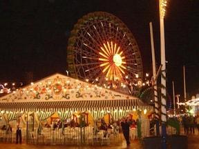 遊園地を作っちゃう! セビリアの春祭りフェリア・デ・アブリル