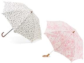 お気に入りの折りたたみ傘 雨の日もうきうき