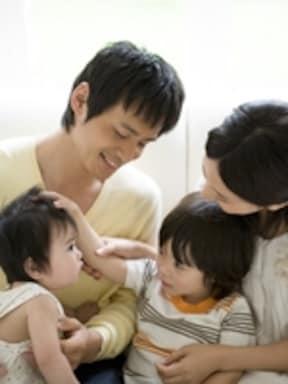 親の負担が分散され、気持ちにゆとりを持ちながら育児ができる