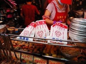 肉も海鮮も揚げ物に「台灣第一家塩酥鶏」