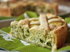 イタリアの本格キッシュ(トルタサラータ)の簡単レシピ