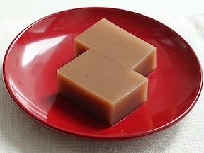 市販の栗ペーストを使った和菓子