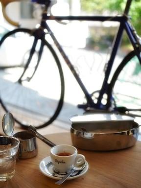 盆栽自転車店