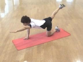 3.基礎体力がつき、ハイレベルなトレーニングがこなせるようになる