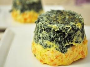 メインにも前菜にも使える彩り綺麗な「スフォルマート」のレシピ