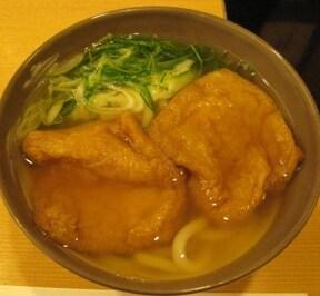 大阪遠征の〆は「今井」のうどんに決まり!