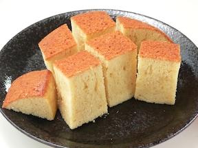 中華カステラ「マーラーカオ」
